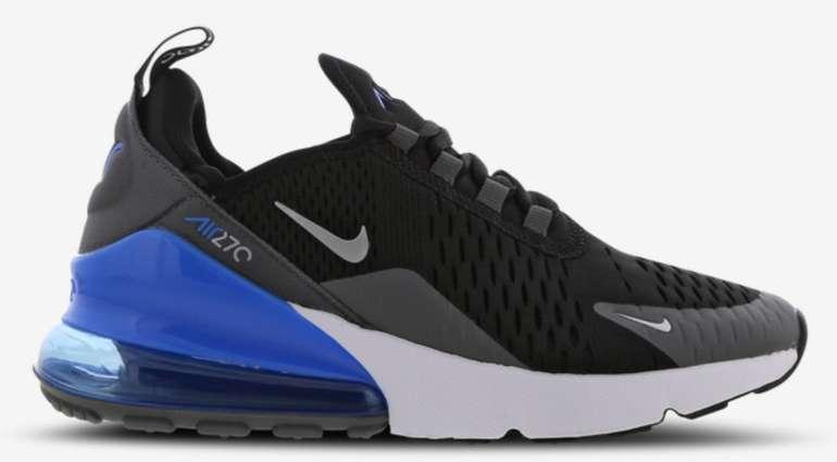 Foot Locker: Bis zu 25% Rabatt auf Nike Air Max Sneaker - z.B. Nike Air Max 270 (GS) für 79,99€ (statt 100€)