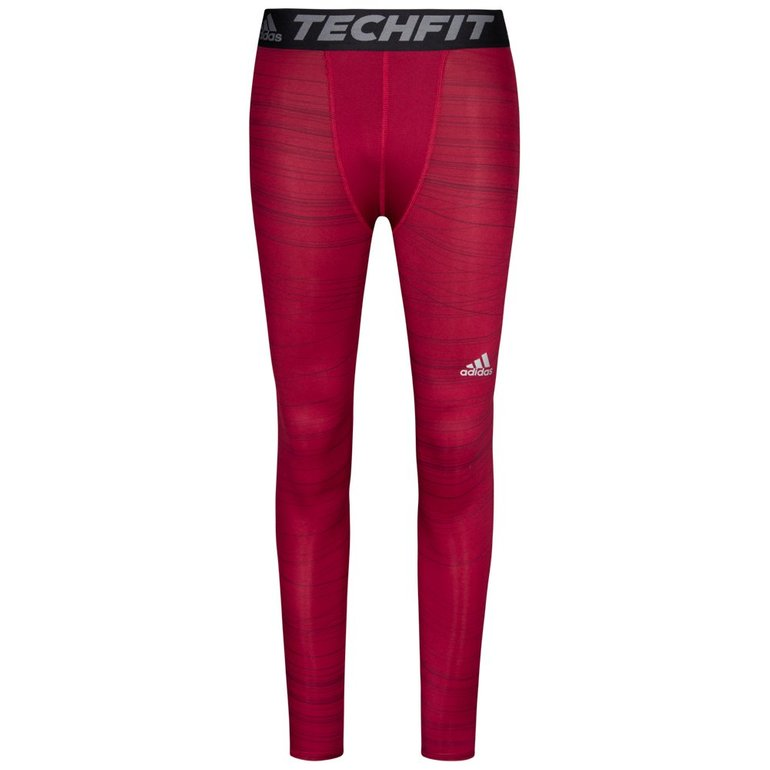 Adidas Techfit Chill Long Tight Herren Fitness Tights zu 18,95€ (Vergleich: 25€)