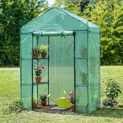 Powertec Garden Foliengewächshaus (143x73x195cm, ca. 1,04m²) für 39,90€