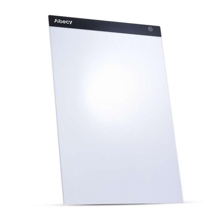 Aibecy A4 LED Light Box Zeichenbrett für 11,59€ inkl. VSK (statt 17€)