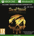 Sea of Thieves: Anniversary Edition (Play Anywhere: Xbox, PC) für 18,09€