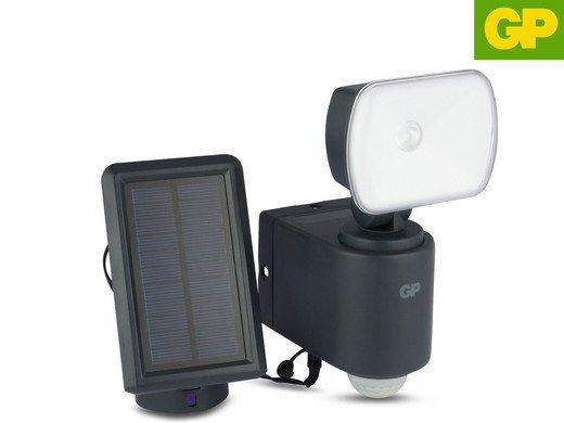 GP SafeGuard Solar-Strahler mit Bewegungsmelder für 28,90€ inkl. Versand (statt 48€)