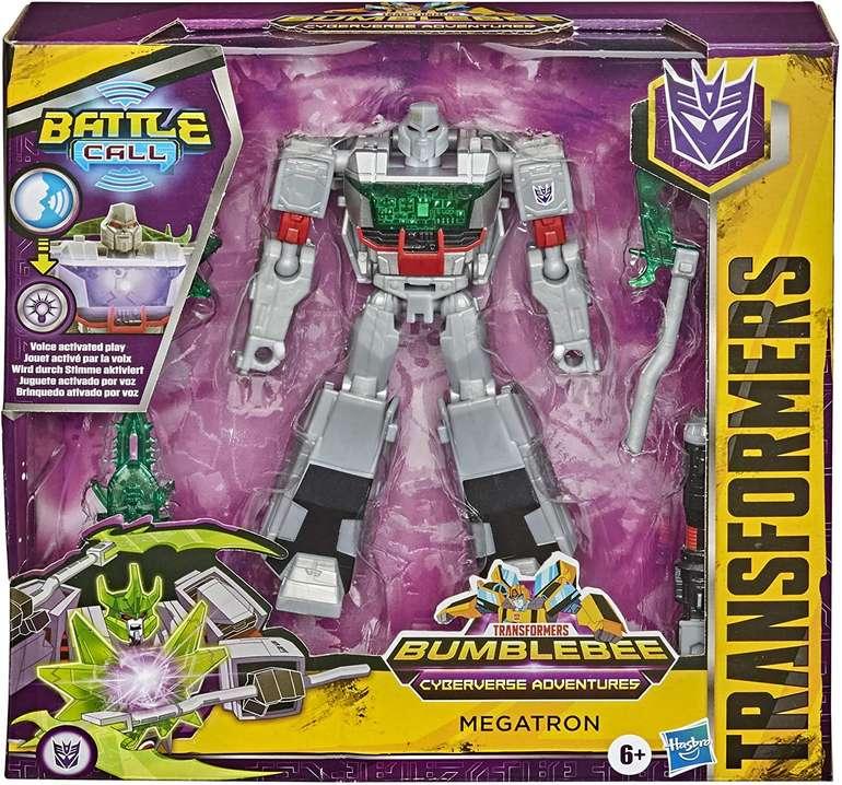 Hasbro Transformers (E83785X0 ) CYB Battle Call Trooper Megatron für 14,39€ inkl. Versand (statt 19€) - Thalia KultClub!