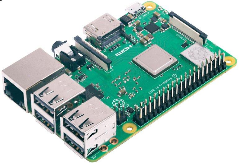Raspberry Pi 3 B+: Mehr Power, besseres WLAN & Bluetooth zu 42,40€ inkl. Versand