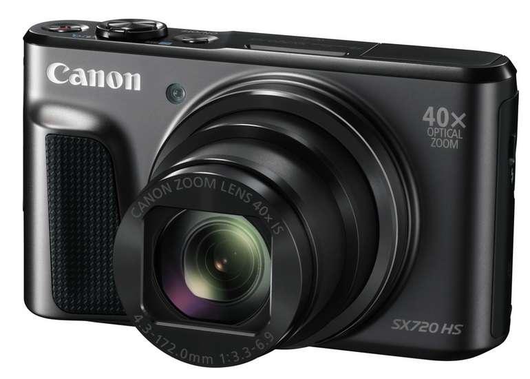 "Canon PowerShot ""SX720 HS"" Kompaktkamera für 199€ inkl. Versand (statt 302€)"