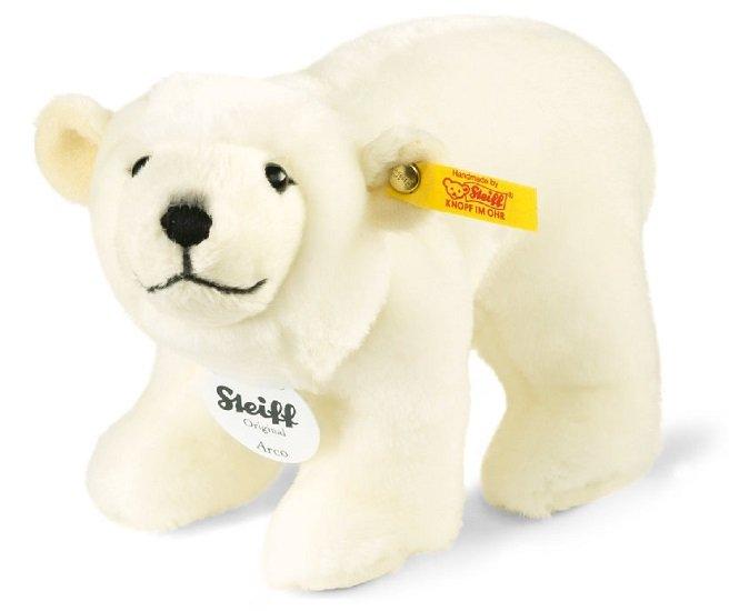 Steiff Arco Eisbär (18cm) für 20,59€ inkl. Versand (statt 26€)