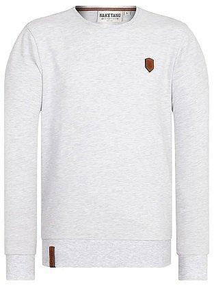 """Naketano Herren Sweatshirt """"Al K.Ohol"""" ab 28,66€ inkl. VSK (statt ~40€)"""