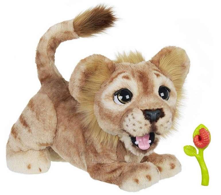 Hasbro FurReal König der Löwen – Brüllender Simba für 84,99€ (statt 97€)