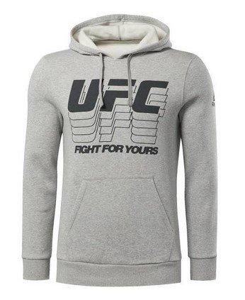 """Verschiedene Reebok Hoodies im Angebot, z.B. """"UFC FG"""" Hoodie für 20,61€"""