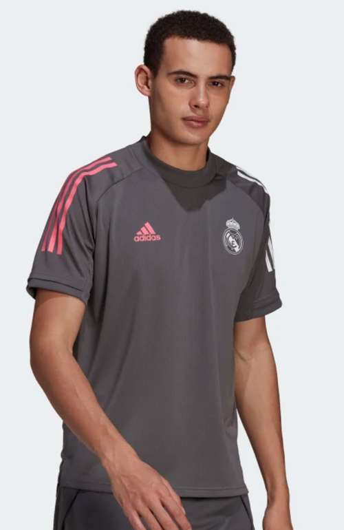 adidas Real Madrid Trainingsshirt (2 Farben) ab 22,05€ inkl. Versand (statt 30€) - Creator's Club!