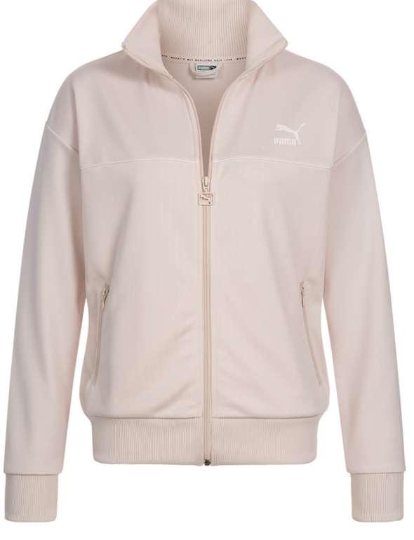 Puma Classics Damen Trainings Jacke 595943-23 für 28,94€ inkl. Versand (statt 40€)