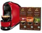 Cafissimo Pure Red + 38 Kapseln für 25€ inklusive Versandkosten