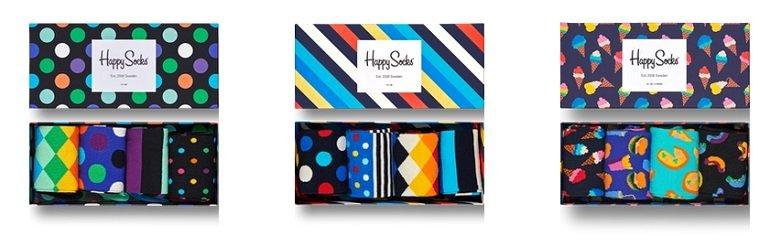 Happy Socks Geschenkboxen 2