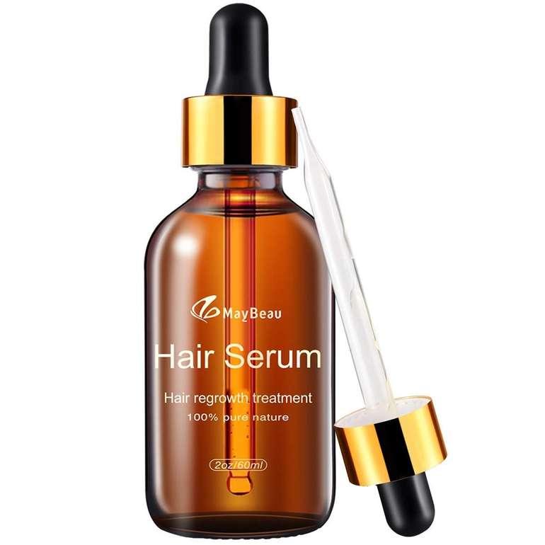 MayBeau Haarwachstums Serum für 4,99€ inkl. Prime Versand (statt 10€)