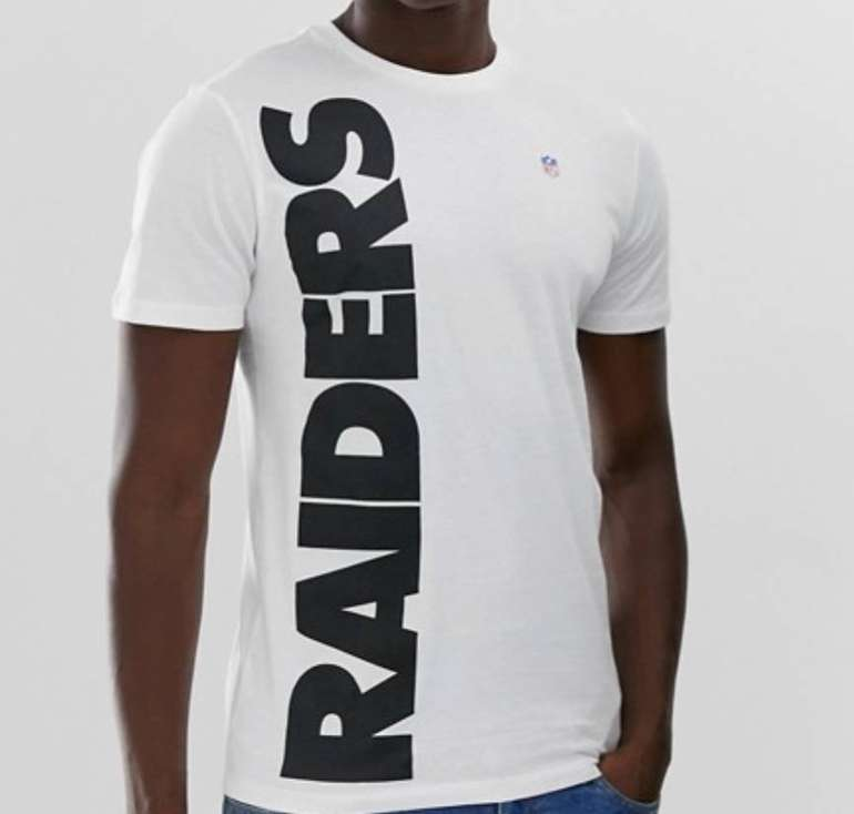 Only & Sons NFL Oakland Raiders Shirt für 13,49€ inkl. Versand (statt 22€)