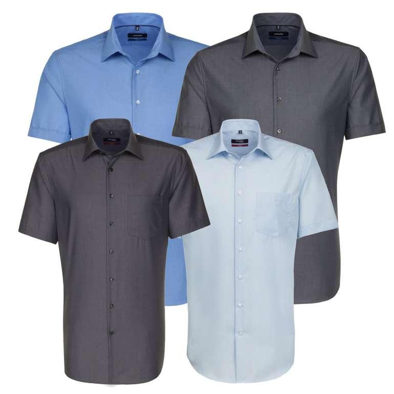 Seidensticker Business Kurzarm Herren Hemden für 19,95€ (statt 28€)