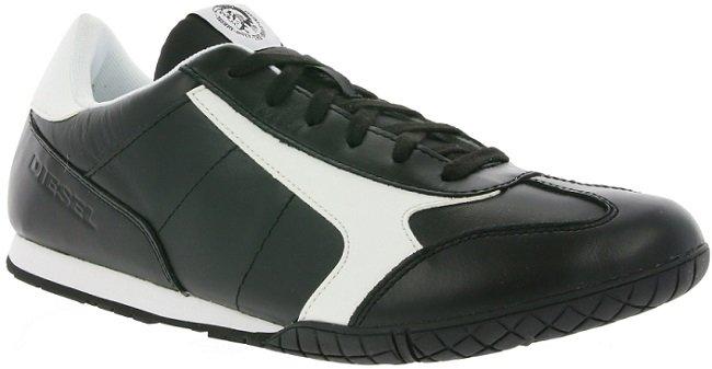 Diesel S-Actwyngs Herren Echtleder-Sneaker für 39,99€ statt 47€