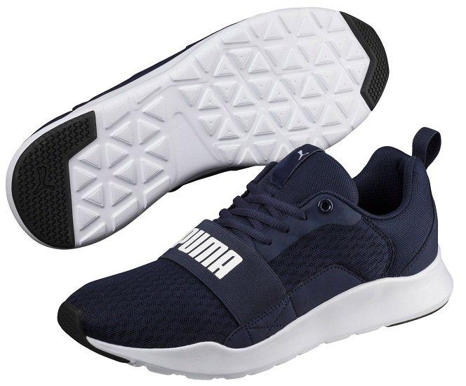 Puma Wired Unisex Sneaker in Blau für 23,96€ inkl. Versand (statt 44€)