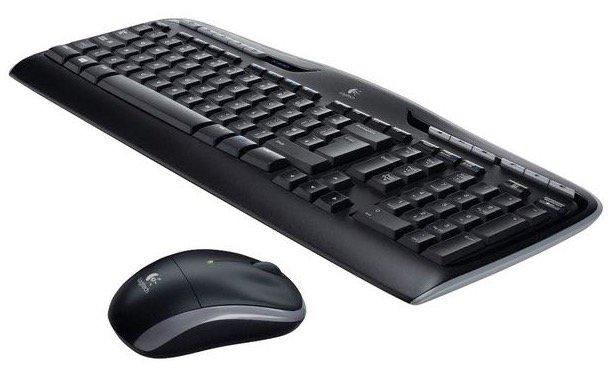 Logitech MK330 Kabellose Maus-Tastaturkombination (schnurlos) ab 25€ (statt 29€)