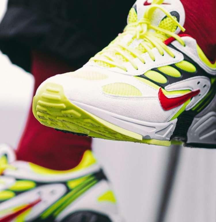 Sneaker Sale bei Afew mit bis -35% + 25% Extra + VSKfrei ab 50€, z.B. Nike Air Ghost Racer 52,46€