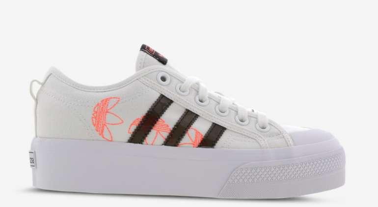 Adidas Nizza Platform Damen Sneaker für 49,99€inkl. Versand (statt 65€)