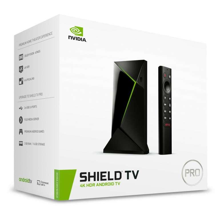 Nvidia Shield TV Pro für 124,99€ inkl. Versand (statt 196€)