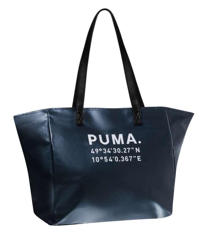 Puma Prime Time Tasche in blau oder silber für 20,94€ inkl. Versand (statt 32€)