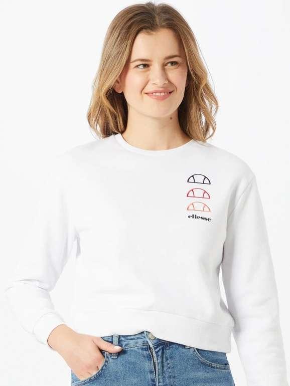 "Ellesse Sweatshirt ""Glenato"" in 3 Farben ab 23,94€ inkl. Versand (statt 40€)"