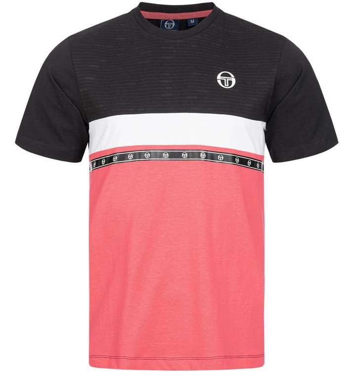 """Sergio Tacchini """"Caleb"""" Herren T-Shirt für 19,94€ inkl. Versand (statt 32€)"""