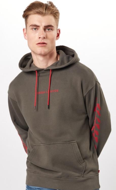 Levi's x Justin Timberlake Hoodie mit Print für 29,67€ inkl. Versand (statt 45€)