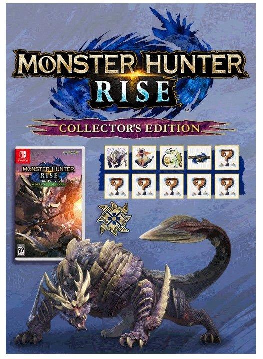 Monster Hunter Rise - Collector's Edition (Nintendo Switch) für 81,43€ inkl. Versand (statt 112€)