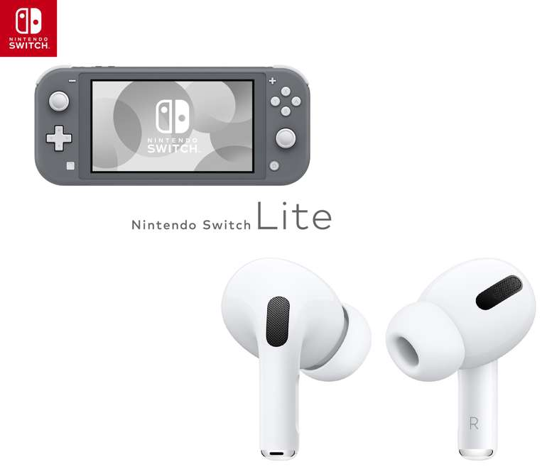 Top! Apple Airpods Pro oder Nintendo Switch Lite + mobilcom-debitel Telekom green LTE 18 GB für 19,99€ mtl.