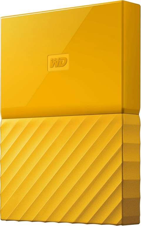 """WD My Passport Portable mit 2TB (2,5"""" HDD) für 66,75€ inkl. Versand (statt 82€)"""