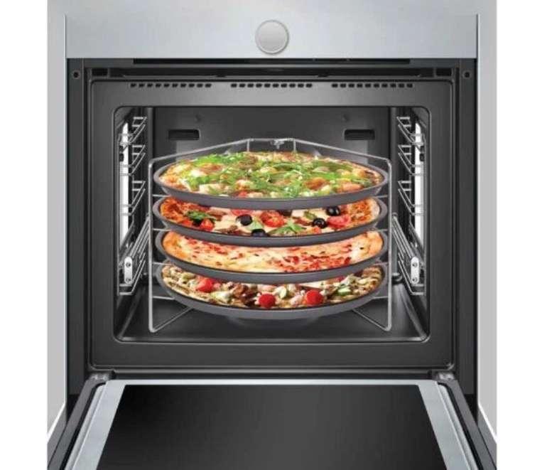 5-tlg. Kitchen Club Pizza Backset zum gleichzeitigen Backen von 4 Pizzen nur 14,55€ (statt 20€)
