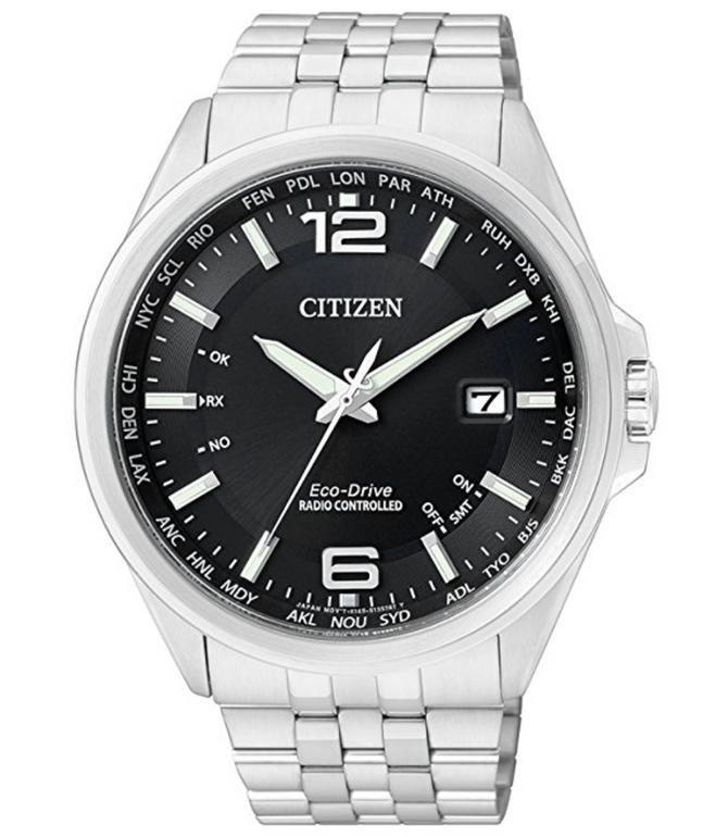 Citizen Herren Armbanduhr CB0010-88E für 236,44 € inkl. VSK (statt 297 €)