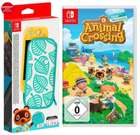 Animal Crossing New Horizons (Nintendo Switch) + Switch Lite Tasche für 52,94€ inkl. Versand (statt 62€)