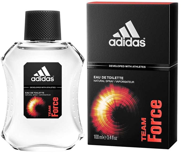 """3 x Adidas """"Ice Dive oder """"Team Force"""" Eau de Toilette 100ml für 12,99€ (statt 17€)"""