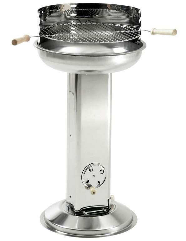 Landmann Grillchef Säulengrill Grill aus Edelstahl (84 cm) für 49€inkl. Versand (statt 54€)