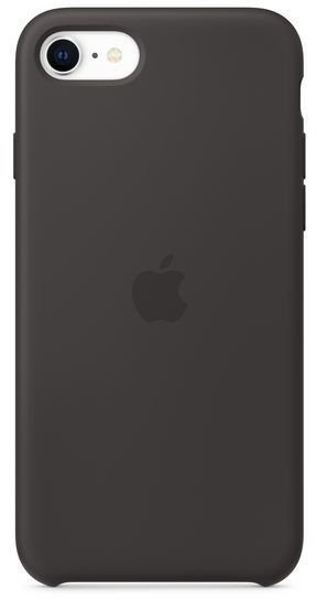 Apple Silikon Case (iPhone SE 2020) für 18€ inkl. Prime Versand (statt 23€)