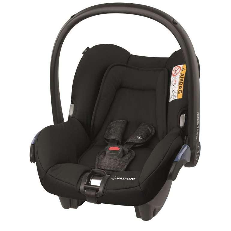 Maxi-Cosi Babyschale Citi Nomad Black für 91,99€ inkl. Versand (statt 108€)