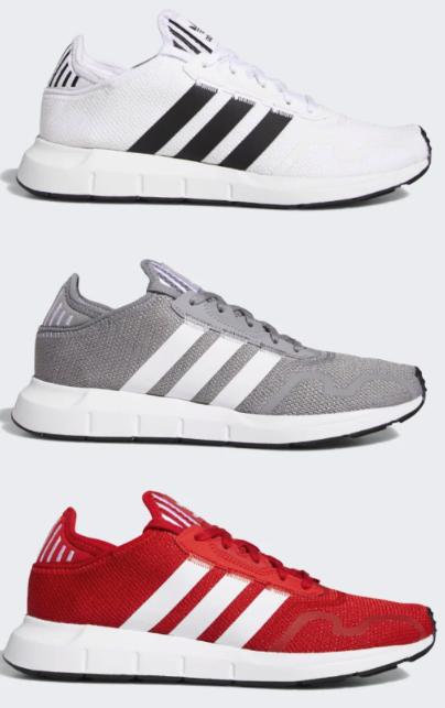 adidas Originals Swift Run X in vers. Farben ab 50,38€ inkl. Versand (statt 78€)