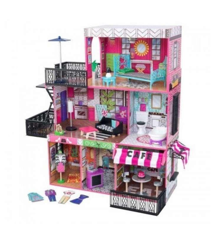 KidKraft Brooklyn's Loft (65922) für 110,39€ inkl. Versand (statt 163€)