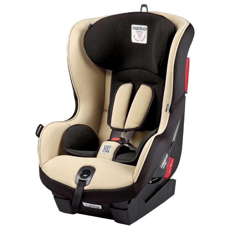 Peg Perego Kindersitz Viaggio1 Duo-Fix K in 'Sand' für 144,99€ inkl. Versand (statt 161€)