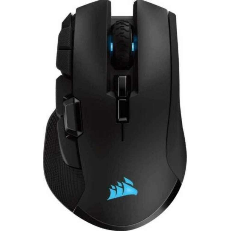 Corsair Ironclaw RGB Gaming-Maus mit 2-Zonen-Beleuchtung für 33,98€ inkl. Versand - B-Ware!