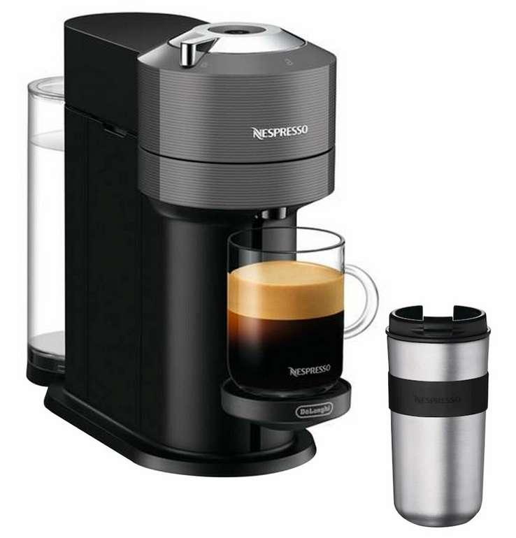 De'Longhi ENV120.GY Nespresso Vertuo Next Basic + Travel Mug für 53,99€ inkl. Versand (statt 75€)