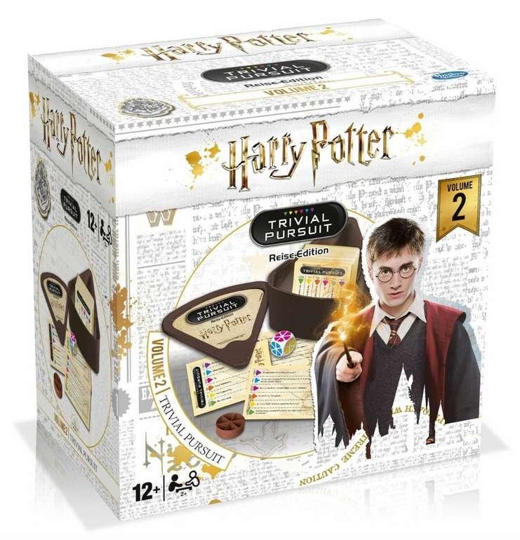Trivial Pursuit Harry Potter Vol. 2 Gesellschaftsspiel für 19,95€ (statt 23€)
