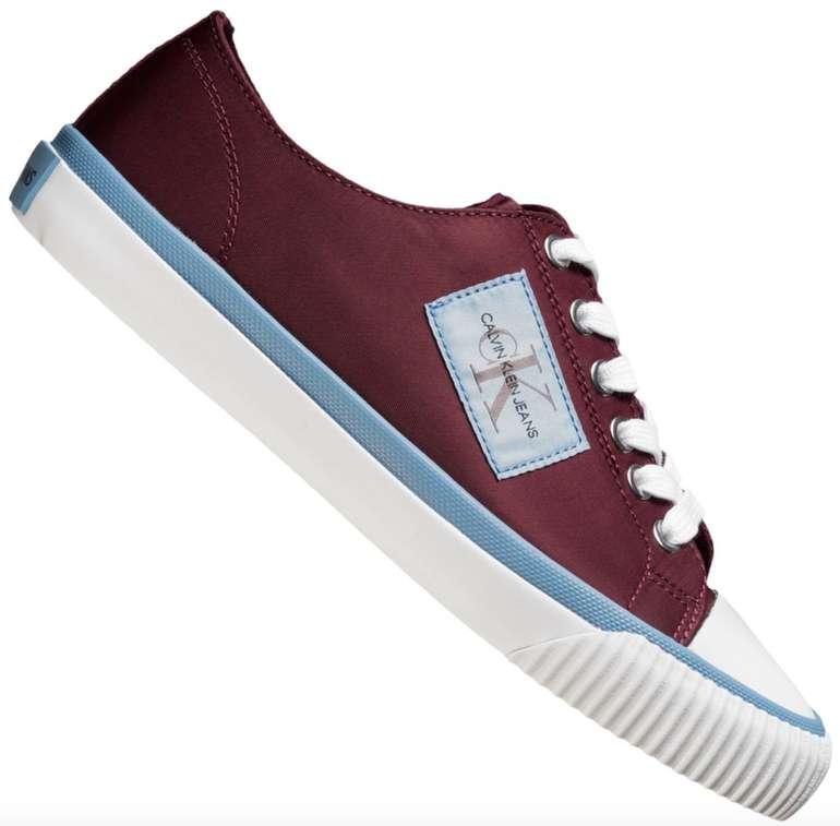 Calvin Klein Jeans Ivory Reflex Damen Reflective Sneaker für 36,94€ inkl. Versand (statt 52€)