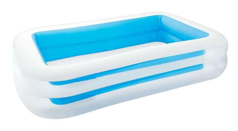 Intex Swimming Pool Schwimmbecken (175 x 262 cm) für 20,85€ inkl. Versand (statt 38€)