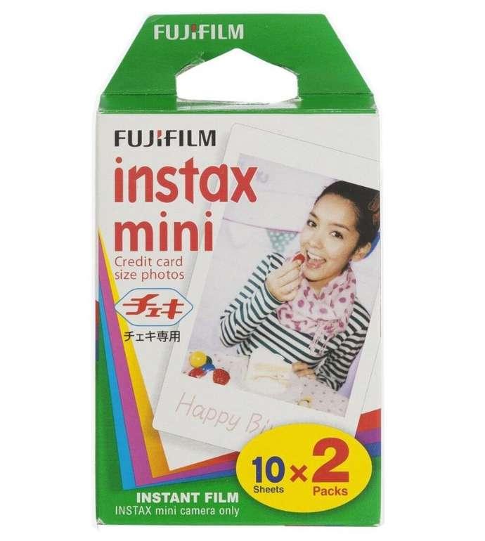 3-für-2 Instax Mini Filme Aktion bei HEMA - z.B. 3x Doppelpack Colorfilm Instax Mini Glossy für 34€ (statt 45€)