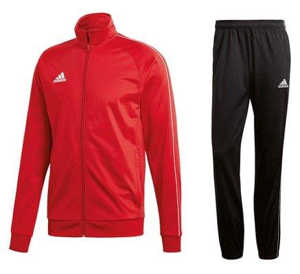 2-tlg. Adidas Core 18 Trainingsanzug (versch. Farben) für…